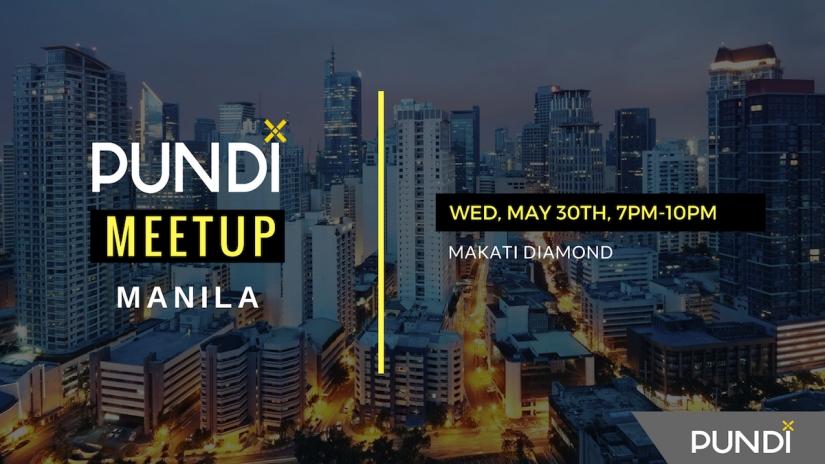 Pundi X Meet up Manila