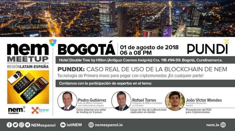 Bogota meetup