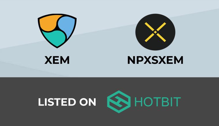 hotbit npxsxem