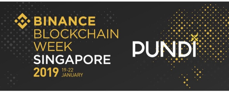 binance blockchain week