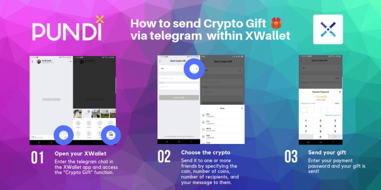 telegrama cripto chat